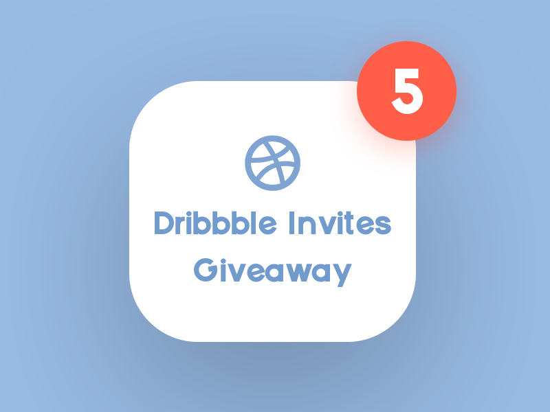 Dribbble Invite : Get Ready To Play!