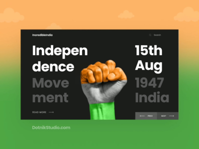 Independence Movement : 1947 India