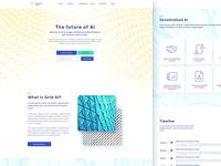 AI Marketplace website