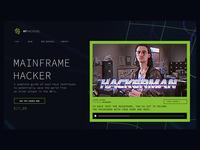 Mainframe Hacker + Process video