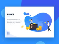 About Finance Illustration