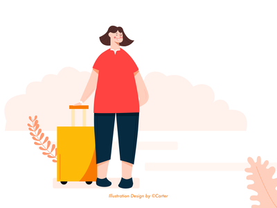 Travel With Me illustration