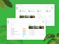 PCN Healthy Food System Web UI Design