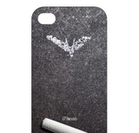 Batman Chalk iPhone Case Graphic