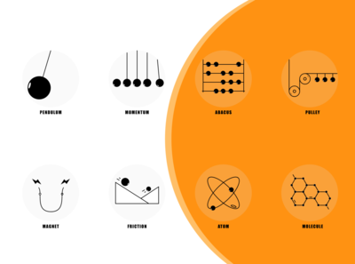 Physics Iconset