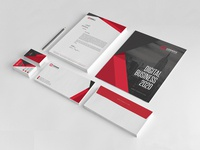 Branding Materials Design