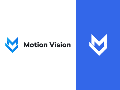 Logo Motion Vision daily creation logo designer ui designer web designer logo logo design logo concept