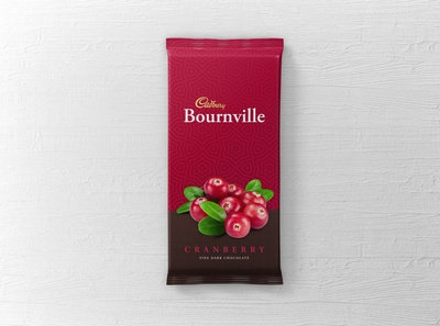 Cadbury Bournville Redesign | Weekly Warn-up