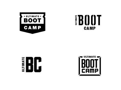 Bootcamp camp boot type lockup fitness bootcamp