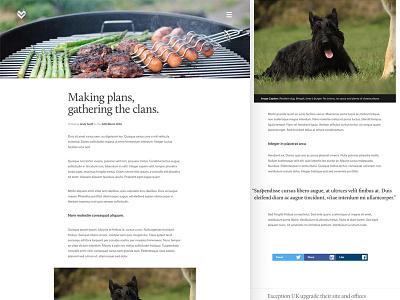 Moriarti Blog Post terrier scottish dog scottie dog scottie moriarti blog portfolio ux ui web design website