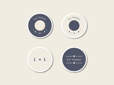La'Lunar - Logo Design