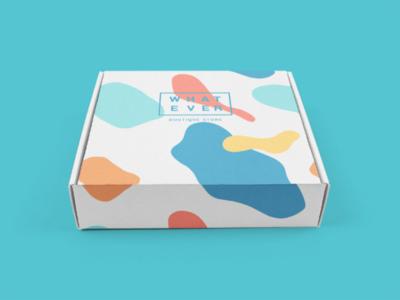 WHATEVER - Packaging Design