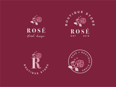 Rose' - Logo