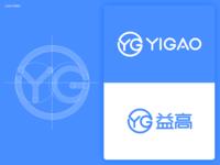 Logo design-YIGAO 2