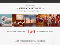 Ancient City Ruby 2015