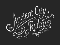 Ancient City Ruby type