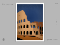A class project: Colosseum