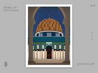 A class project: Dome of The Rock