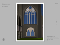 A class project: Tintern Abbey