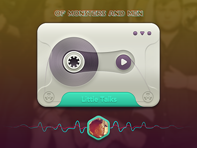 Music Share Small tape music play share social icon sound china