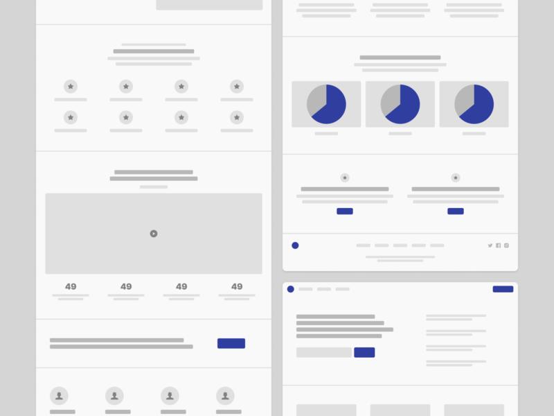 Scheme Constructor lofi low fidelity web design web figma prototyping ux wireframe ui uikit sketch