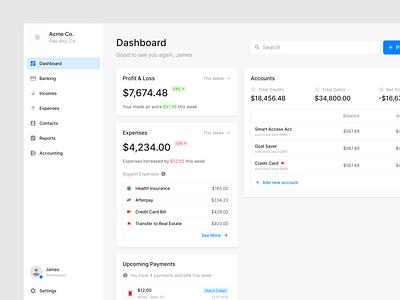 Dashboard UI wireframe designsystem dashboard web design web app figma prototyping ux ui uikit sketch