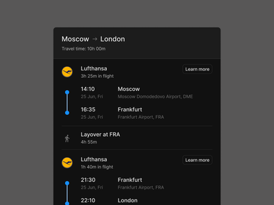Flights UI (Light & Dark) prototyping wireframe ux figma ui uikit search flights flight