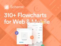 Scheme Flowcharts
