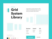 Grid System Library (Freebie)