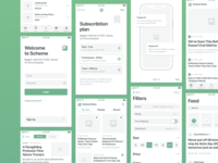 Scheme iOS Wireframe Kit