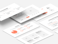 Sections Wireframe Kit