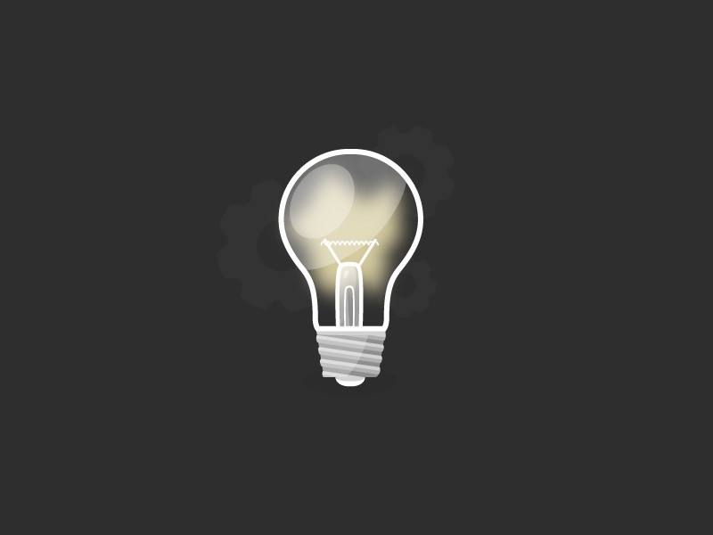 Animated Coming Soon Page lightbulb coming soon page adobe edge animate