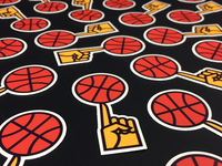 Ball Out stickers!