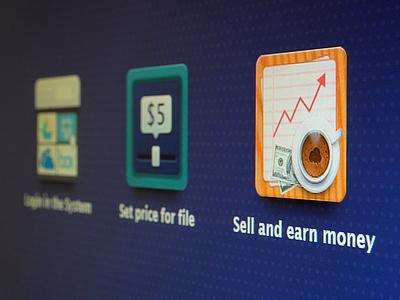 Coming soon... icon icons texture wood box browser cloud coffee drive dropbox google mini money skydrive salekit
