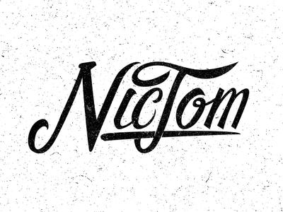 Nictom Logo