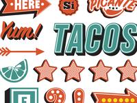 Tex-Mex Branding