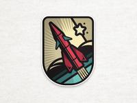 Anti-aircraft badge