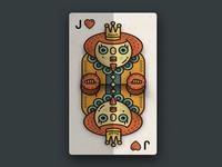 Jack Heart Card