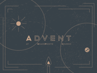 Advent Branding | GracePointe Church