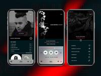 UI / Music Player