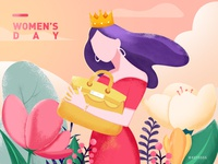 happey women's day