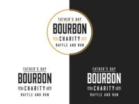 Bourbon Charity Logo Concept