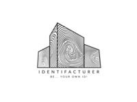Logo concept for IDENTIFACTURER
