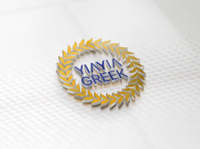 Logo Design for YiaYia Greek
