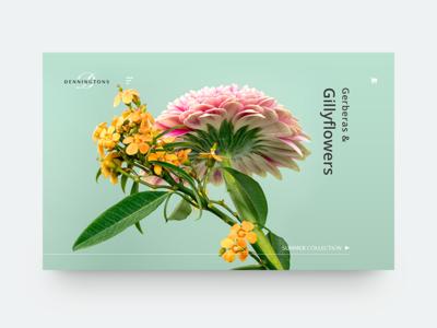 Homepage — Flower Shop