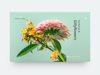 Homepage — Flower Shop