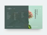 Menu — Flowershop