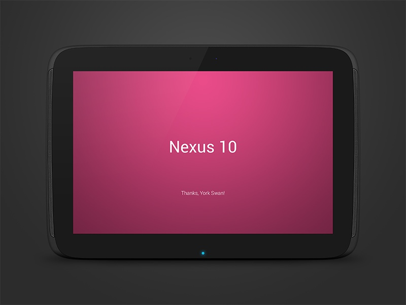 Nexus10 preview