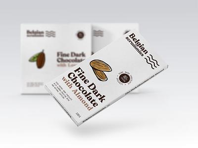 Chocolate Brand - Package design graphicdesign labeldesign chocopackage kartonbardak paperbox paperpackage illustraion designbox packagingdesign packaging design package branding packagedesign