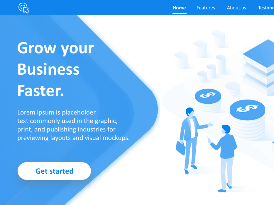 Business by manoj kshatriya on Dribbble